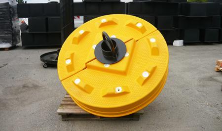 mooring buoys